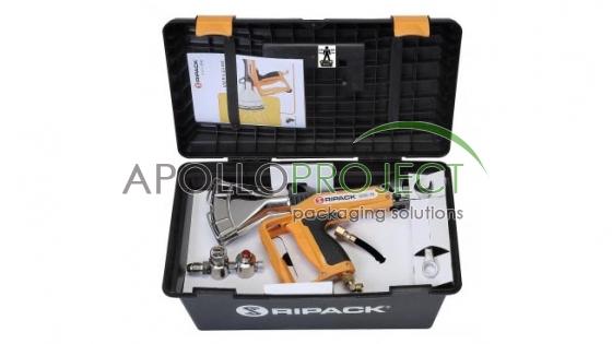 Газовый термоусадочный пистолет RIPACK 3000 в чемоданчике