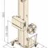 Схема расположения TP-502MH/TP-502MHB
